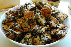 Блюда на Маковея печем шулики